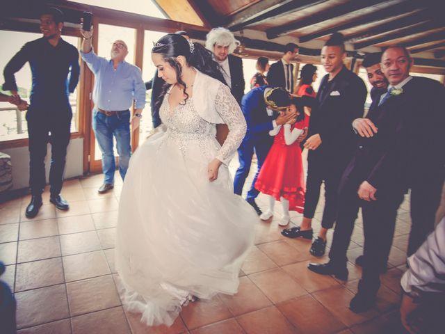 Il matrimonio di Angel Luis e Shayne a Soriso, Novara 112