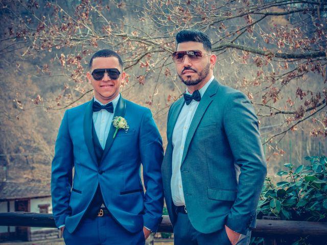 Il matrimonio di Angel Luis e Shayne a Soriso, Novara 116