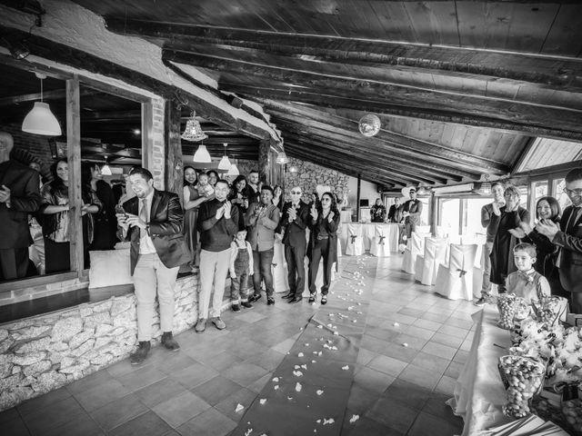 Il matrimonio di Angel Luis e Shayne a Soriso, Novara 119