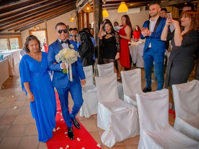 Il matrimonio di Angel Luis e Shayne a Soriso, Novara 120