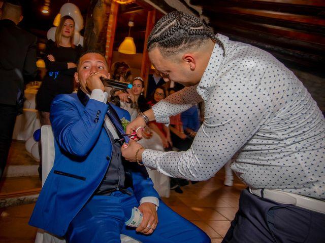 Il matrimonio di Angel Luis e Shayne a Soriso, Novara 122