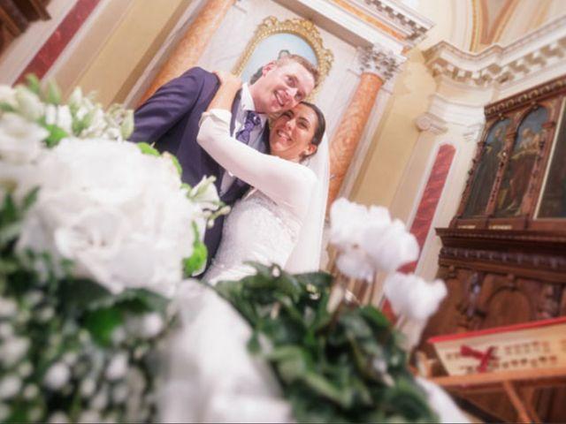 Il matrimonio di Alfonso e Chiara a Schio, Vicenza 1