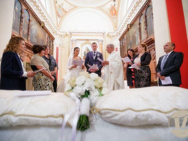 Il matrimonio di Alfonso e Chiara a Schio, Vicenza 5