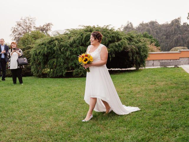Il matrimonio di Simone e Stefania a Briosco, Monza e Brianza 45