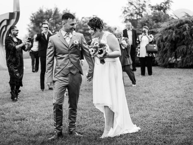 Il matrimonio di Simone e Stefania a Briosco, Monza e Brianza 46