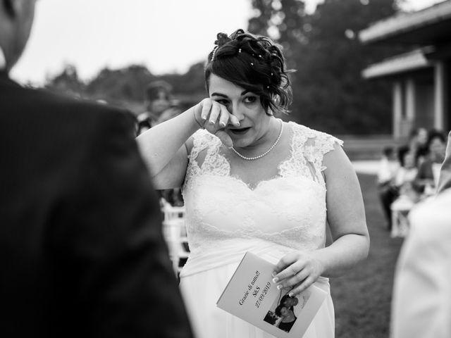 Il matrimonio di Simone e Stefania a Briosco, Monza e Brianza 48