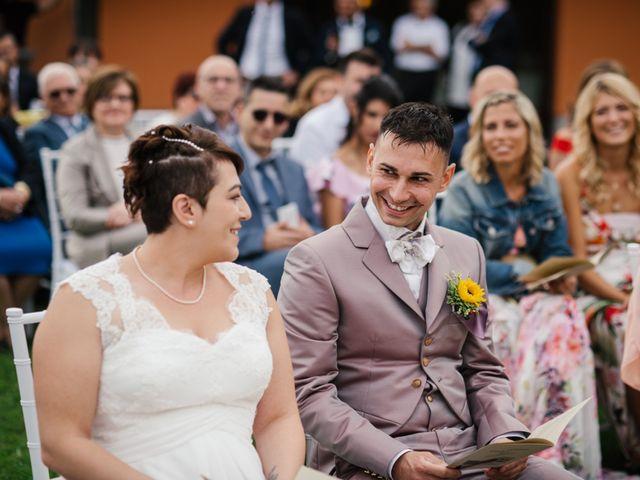 Il matrimonio di Simone e Stefania a Briosco, Monza e Brianza 50