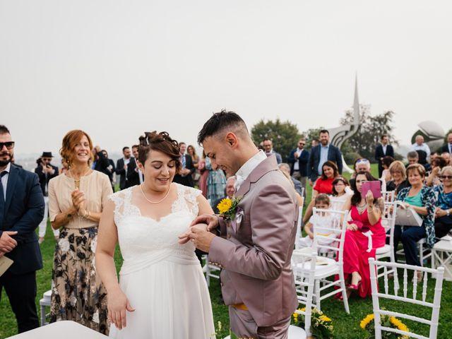 Il matrimonio di Simone e Stefania a Briosco, Monza e Brianza 55