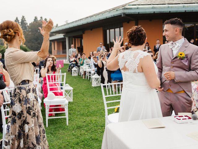 Il matrimonio di Simone e Stefania a Briosco, Monza e Brianza 56