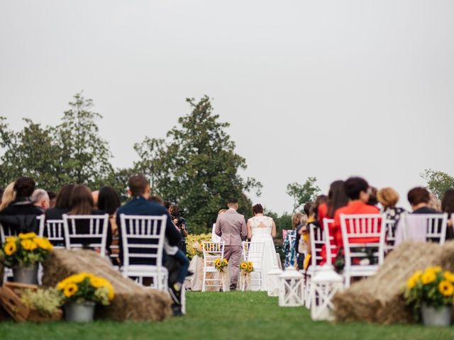 Il matrimonio di Simone e Stefania a Briosco, Monza e Brianza 61