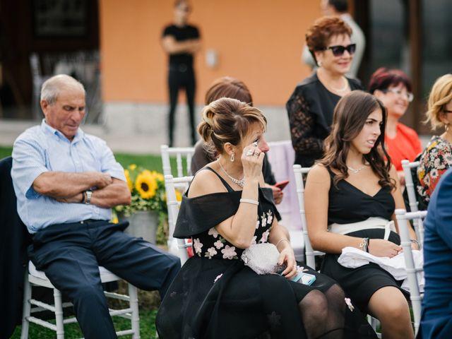 Il matrimonio di Simone e Stefania a Briosco, Monza e Brianza 65