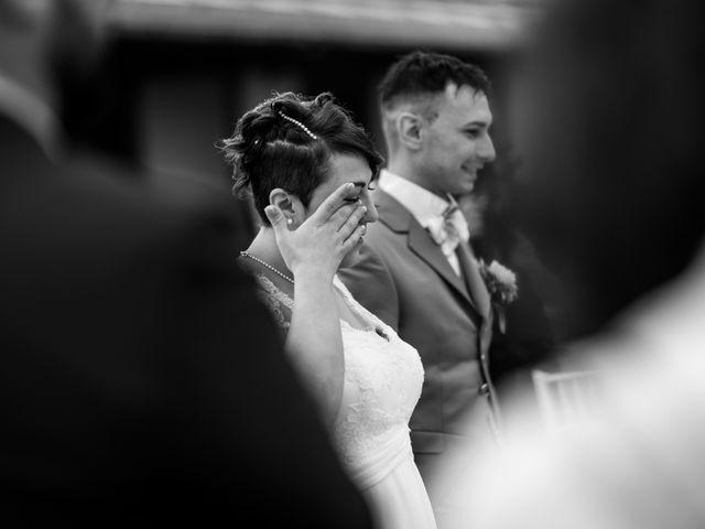 Il matrimonio di Simone e Stefania a Briosco, Monza e Brianza 68