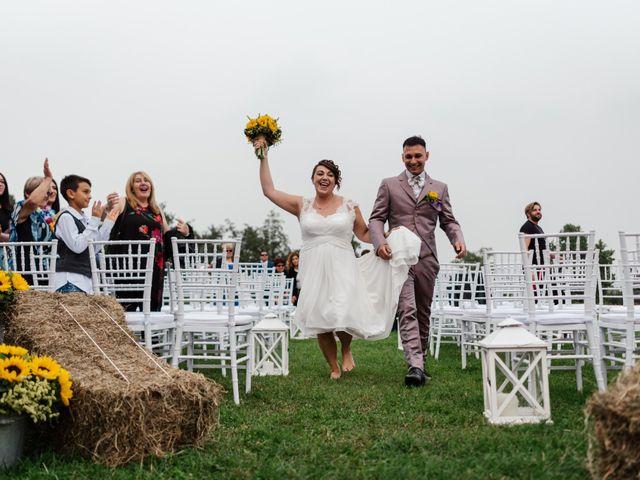 Il matrimonio di Simone e Stefania a Briosco, Monza e Brianza 74
