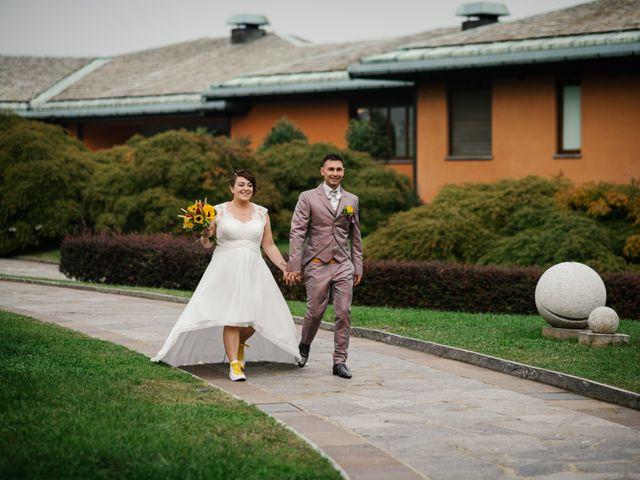 Il matrimonio di Simone e Stefania a Briosco, Monza e Brianza 78