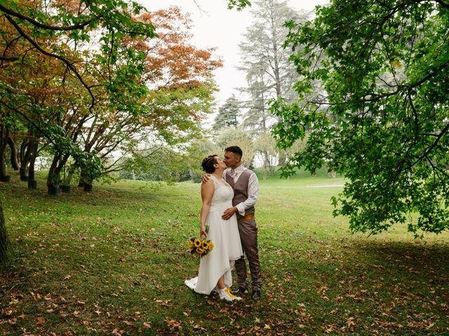 Il matrimonio di Simone e Stefania a Briosco, Monza e Brianza 85