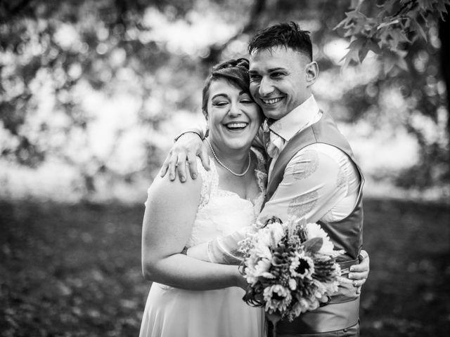 Il matrimonio di Simone e Stefania a Briosco, Monza e Brianza 86