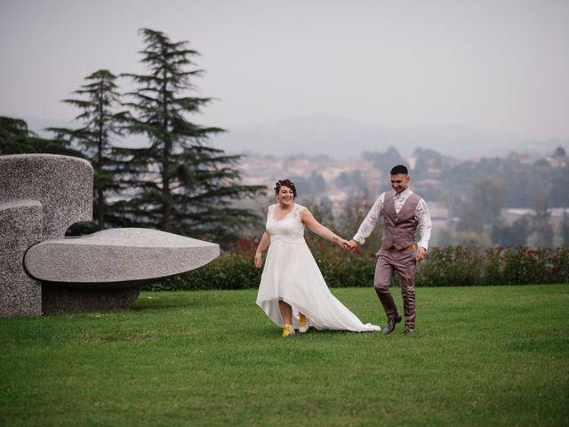 Il matrimonio di Simone e Stefania a Briosco, Monza e Brianza 94