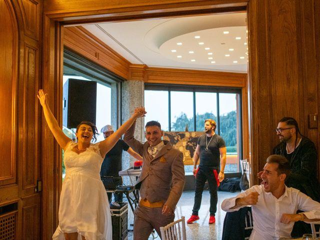 Il matrimonio di Simone e Stefania a Briosco, Monza e Brianza 102