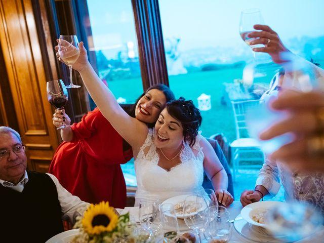 Il matrimonio di Simone e Stefania a Briosco, Monza e Brianza 115