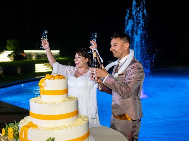 Il matrimonio di Simone e Stefania a Briosco, Monza e Brianza 131