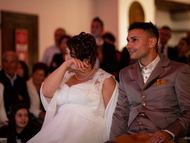 Il matrimonio di Simone e Stefania a Briosco, Monza e Brianza 135