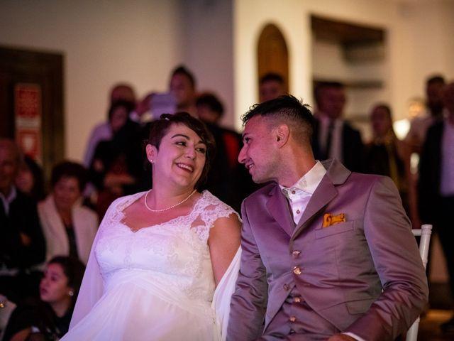 Il matrimonio di Simone e Stefania a Briosco, Monza e Brianza 136