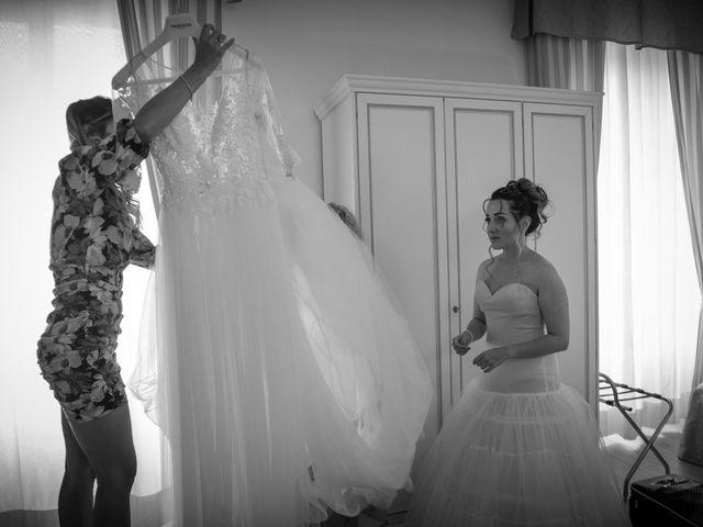 Il matrimonio di Martino e Alison a Stresa, Verbania 1