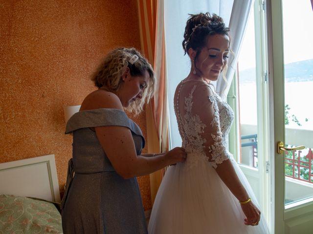 Il matrimonio di Martino e Alison a Stresa, Verbania 5