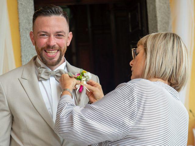 Il matrimonio di Martino e Alison a Stresa, Verbania 12
