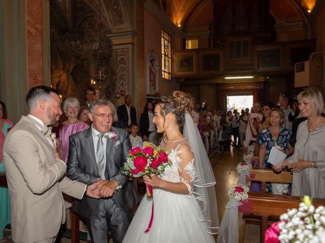Il matrimonio di Martino e Alison a Stresa, Verbania 14