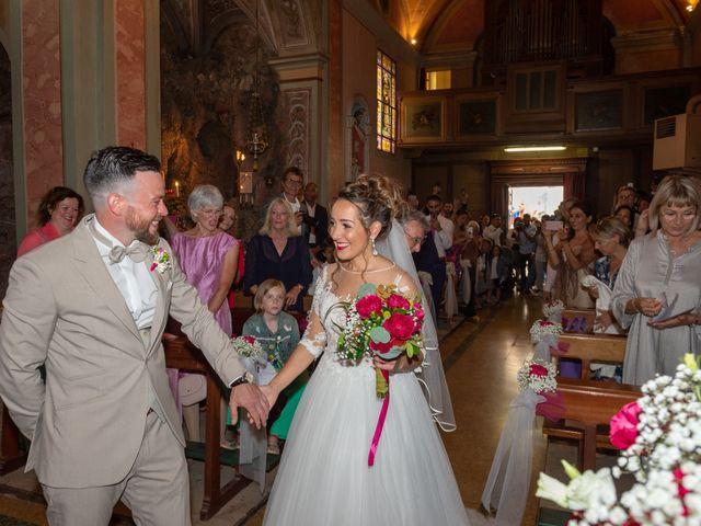 Il matrimonio di Martino e Alison a Stresa, Verbania 15