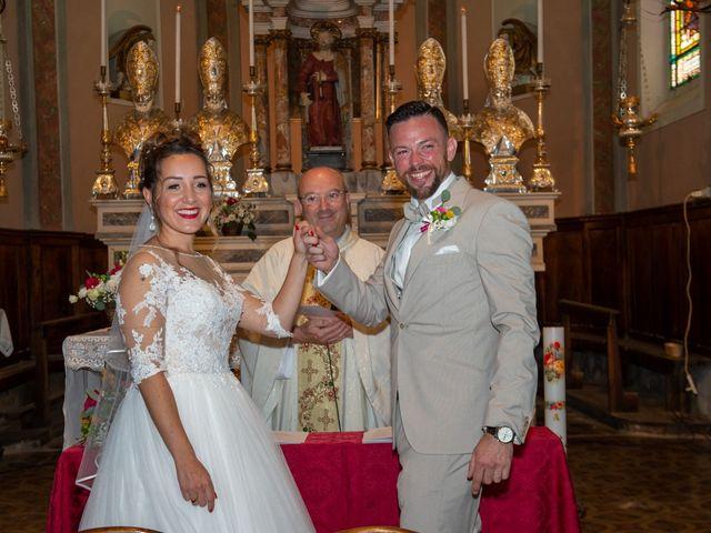 Il matrimonio di Martino e Alison a Stresa, Verbania 18