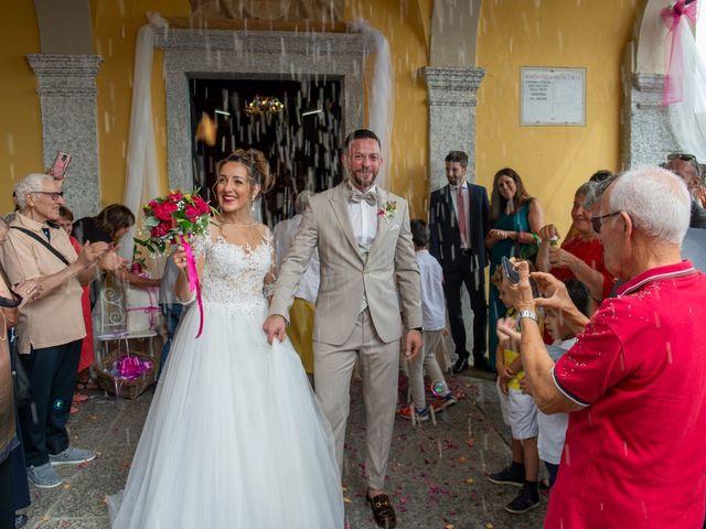 Il matrimonio di Martino e Alison a Stresa, Verbania 22