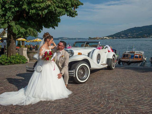 Il matrimonio di Martino e Alison a Stresa, Verbania 25