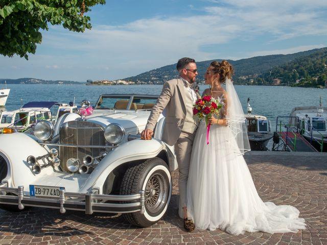 Il matrimonio di Martino e Alison a Stresa, Verbania 26