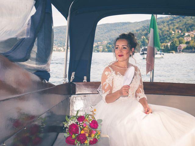 Il matrimonio di Martino e Alison a Stresa, Verbania 27