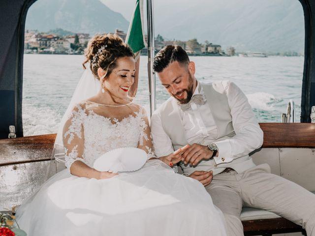 Il matrimonio di Martino e Alison a Stresa, Verbania 28
