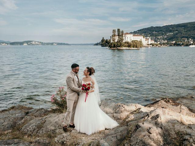 Il matrimonio di Martino e Alison a Stresa, Verbania 30