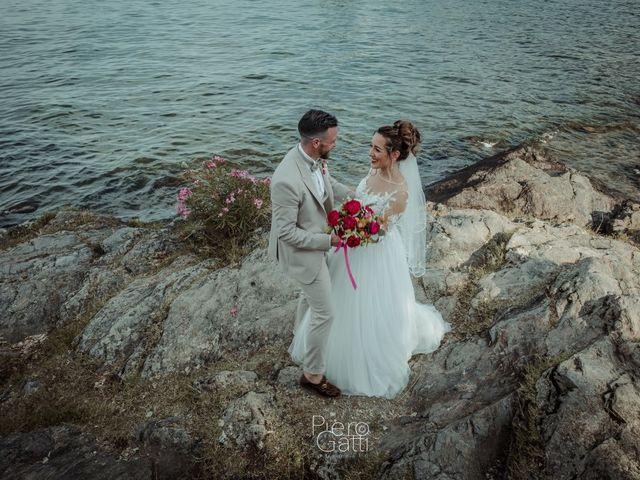Il matrimonio di Martino e Alison a Stresa, Verbania 31