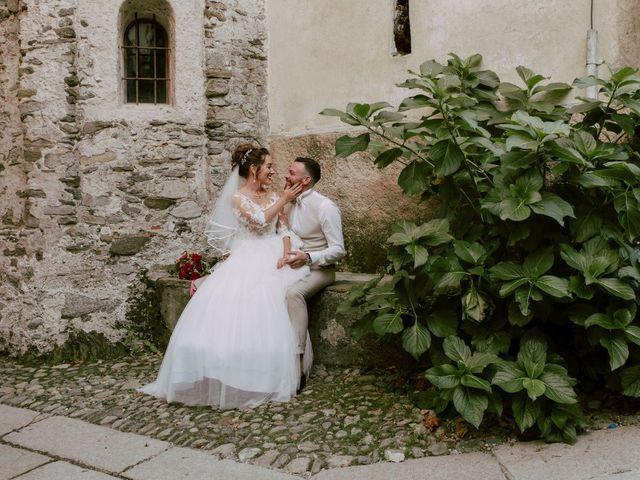 Il matrimonio di Martino e Alison a Stresa, Verbania 33