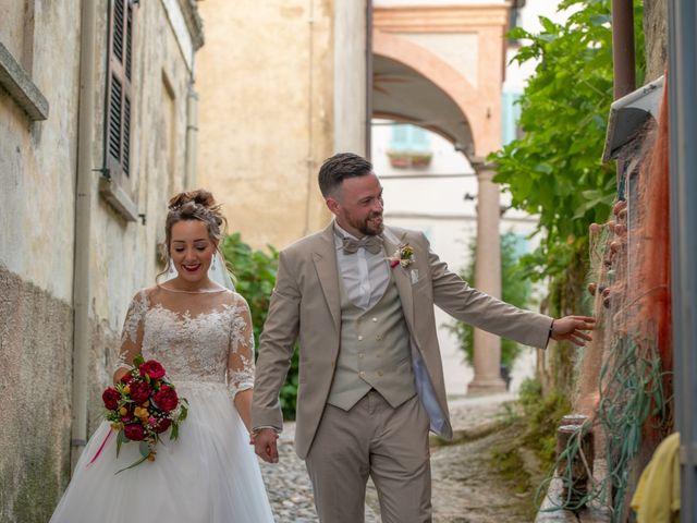 Il matrimonio di Martino e Alison a Stresa, Verbania 34