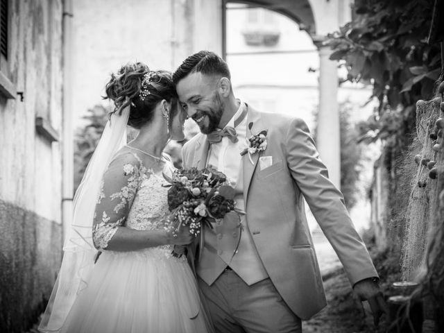 Il matrimonio di Martino e Alison a Stresa, Verbania 36