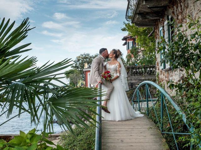 Il matrimonio di Martino e Alison a Stresa, Verbania 37
