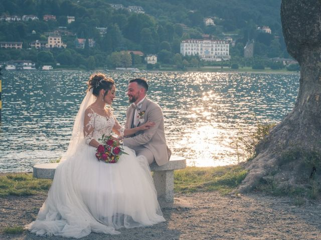 Il matrimonio di Martino e Alison a Stresa, Verbania 38