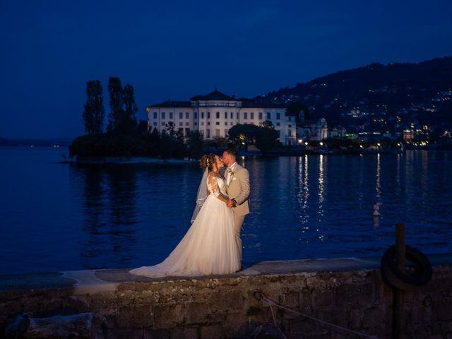Il matrimonio di Martino e Alison a Stresa, Verbania 45