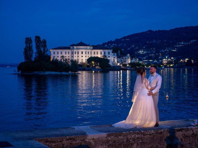 Il matrimonio di Martino e Alison a Stresa, Verbania 46
