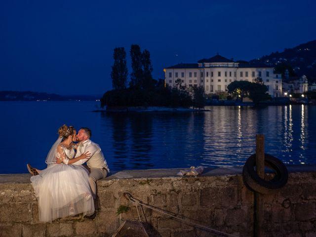 Il matrimonio di Martino e Alison a Stresa, Verbania 48