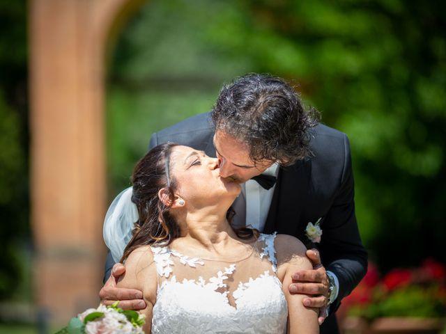 Le nozze di Annamaria e Rosario