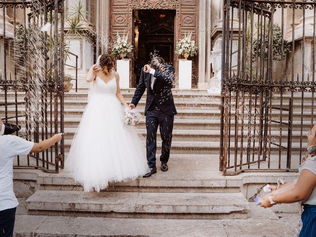 Il matrimonio di Gianmarco e Sonia a Palermo, Palermo 11