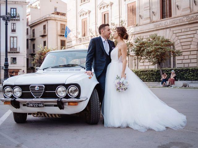 Il matrimonio di Gianmarco e Sonia a Palermo, Palermo 12